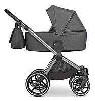 Riko Qubus Titanium - детская универсальная коляска 2 в 1, фото 1