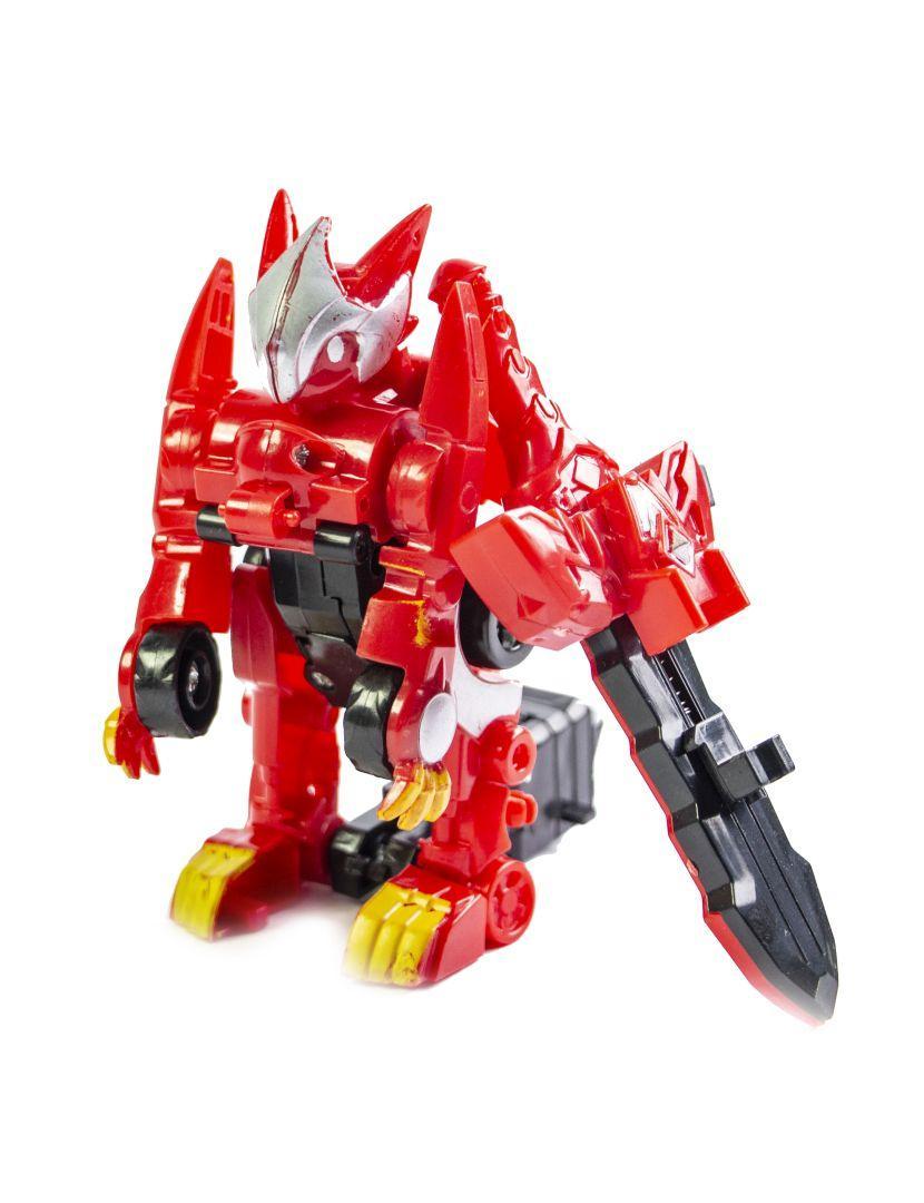 "Роботи-Трансформери ""Монкарт"" (Monkart)"