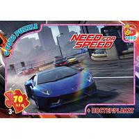 "Пазли ТМ ""G-Toys"" із серії ""Need for Speed"" (Жага Швидкості), 70 елементів NFS02 sco"