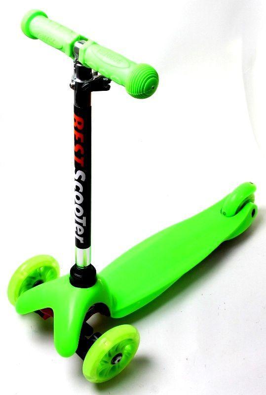 Самокат детский Micro Mini. Green.