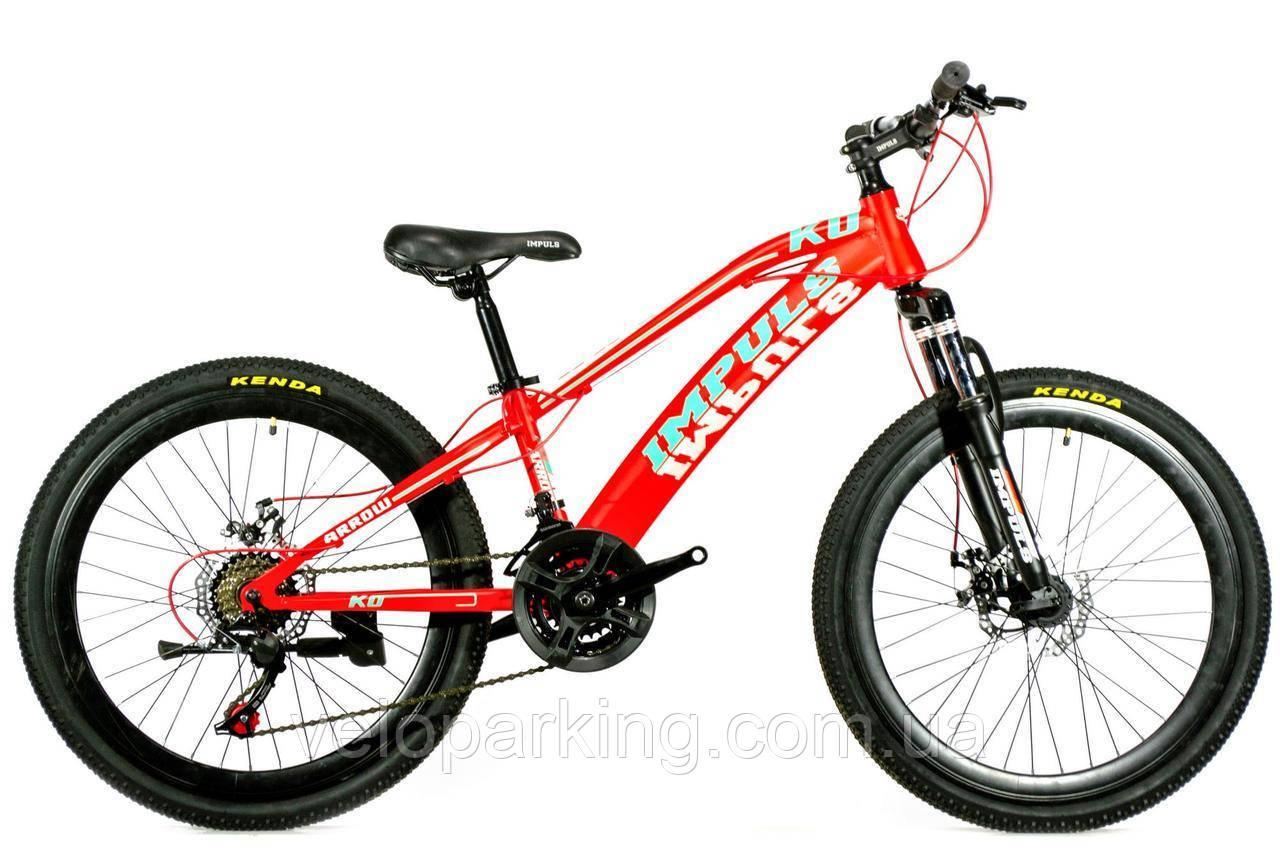 Горный подростковый велосипед для 24 Crossover Annow (2019) new