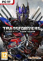 Ключ для Transformers: Rise of the Dark Spark - RU (2137)