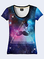 Женская футболка КОСМОС SWAG