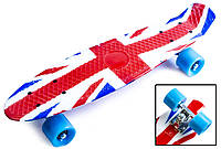 "Penny Board ""British flag"", фото 1"