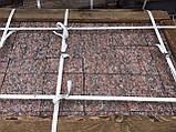 Гранитная плитка Капустинского месторождения термо, фото 5