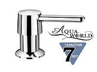 Дозатор для жидкого мыла врезной Aqua-World  КСА011.01