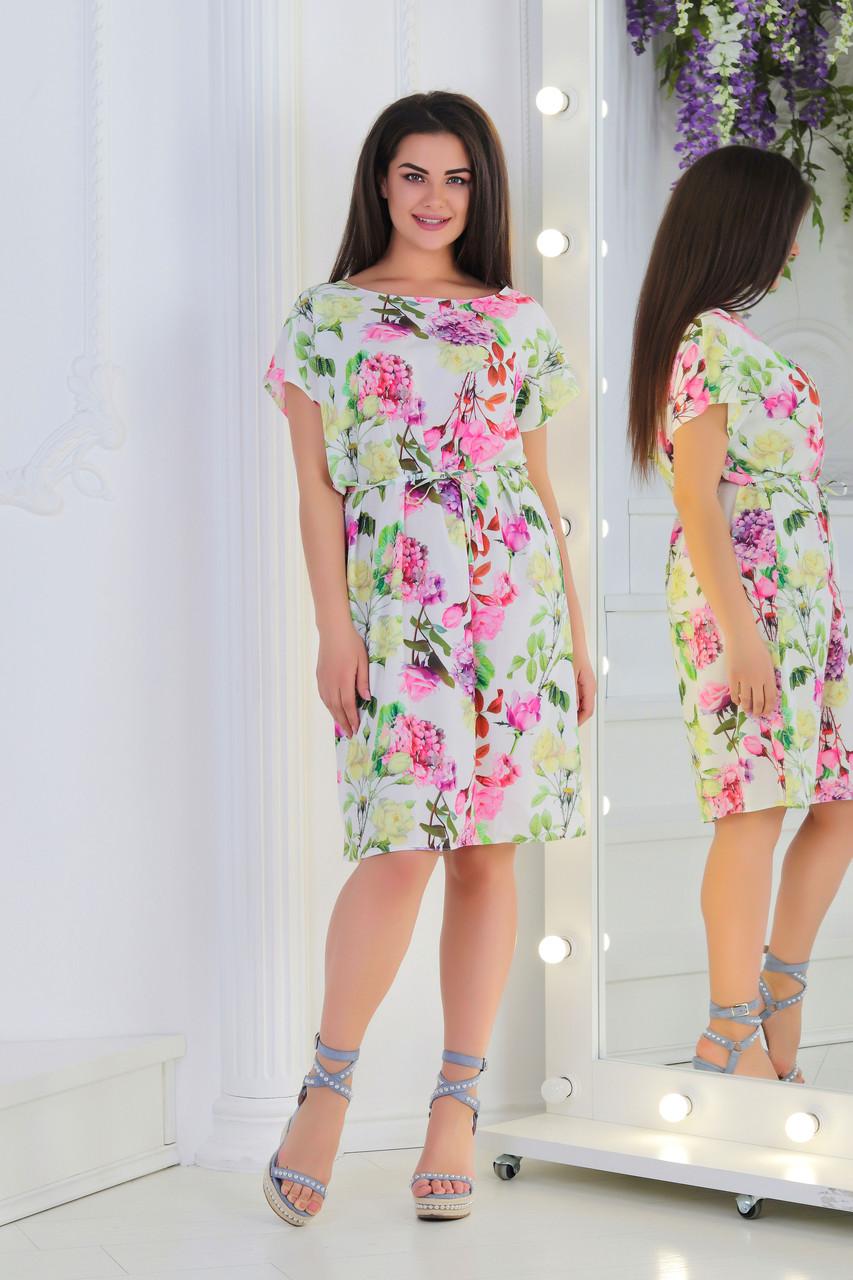 Платье Гортензии 04018