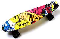 """Penny Board """"Cool Draft"""" Joker, фото 1"""