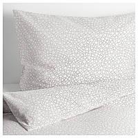 IKEA TRADASTER Комплект постельного белья, серый  (103.951.24)