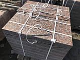 Гранитная плитка Капустинского месторождения термо, фото 2