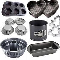 Металлические формы для выпечки и запекания