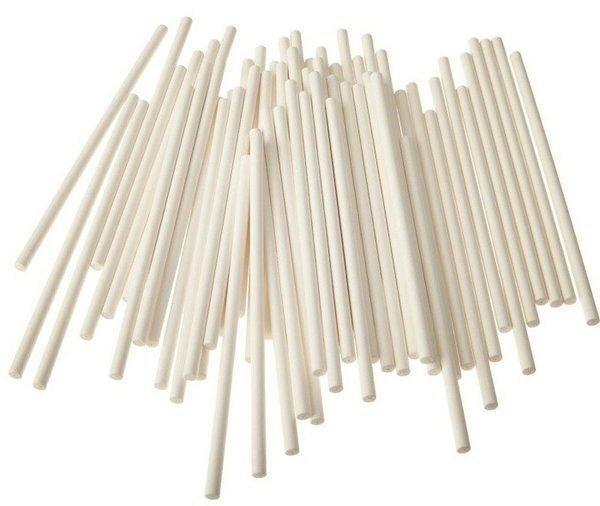 Палочки для кейк попсов Эко 50 шт/ 20 см