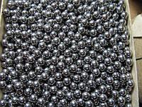 Шарики для рогатки подшипниковые стальные, диаметр 7,1 мм , вес 1,48 г.(100шт), фото 1