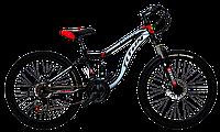 Горный двухподвес подростковый велосипед Profi Pioner 24 (2019)