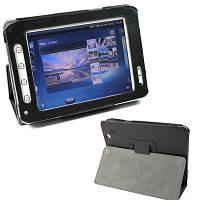 Черный чехол Viewsonic ViewPad 7E книжка