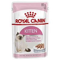 Royal Canin Kitten Loaf консерва для котят, паштет - 85 г