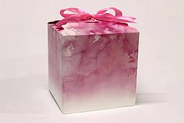 Подарочная коробка Упаковкин 17,5*17,5*17,5см №КР 1-3