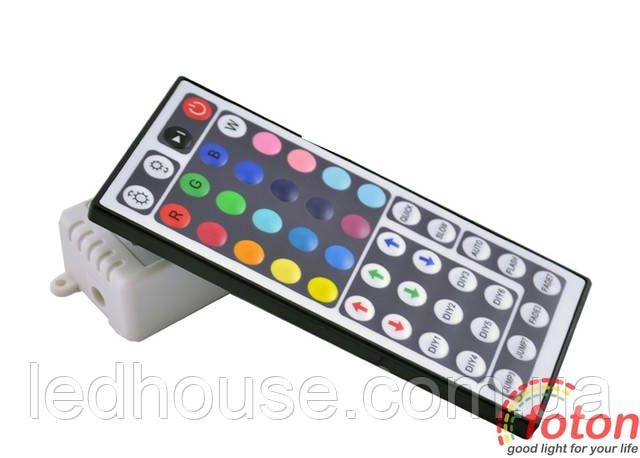 ИК RGB Контроллер 6А (44 кнопки)