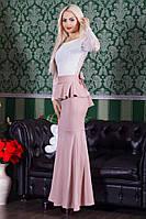 Платье Макси Баска