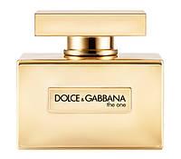 Женская туалетная вода The One Gold Limited Edition Dolce&Gabbana (75 мл) , фото 1