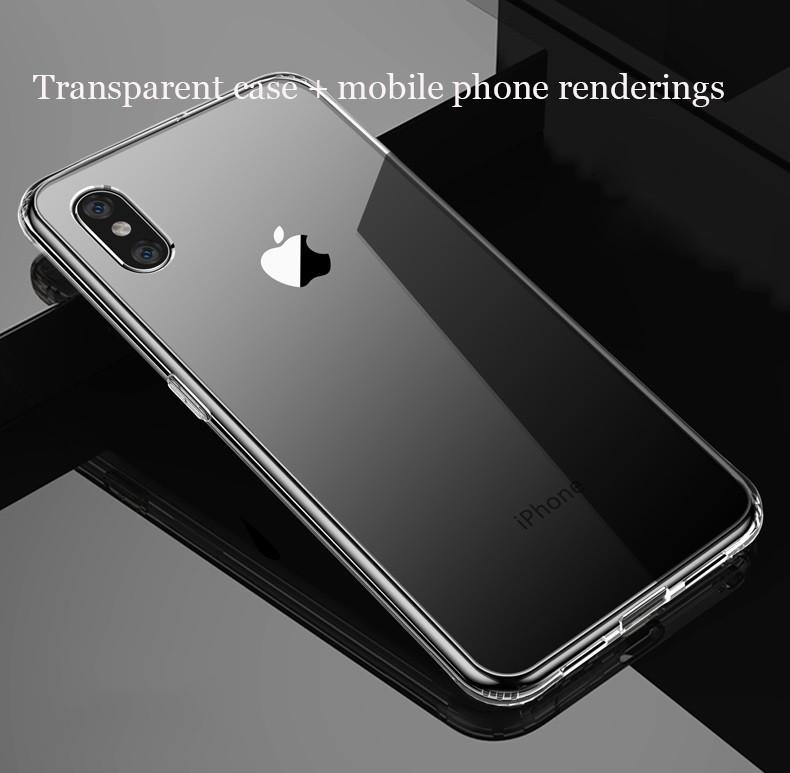 Стеклянный Чехол для iPhone 7 iPhone 8 White Glass
