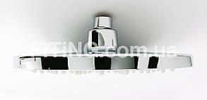 Лейка для душевой кабины Тропический дождь 200 мм арт.1998, фото 2