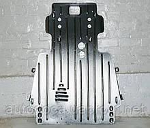 Захист картера двигуна і кпп Lexus LX470 2002-