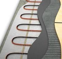 Прості поради для самостійного монтажу теплої підлоги в стяжку або клей для плитки