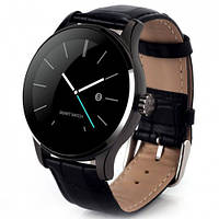 Умные Смарт Часы Uwatch K88H Black
