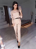 Костюм женский  с штанами Лиза