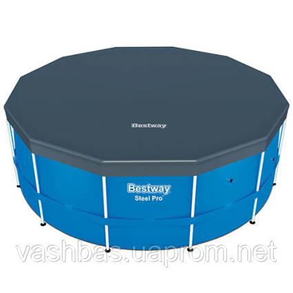 Bestway Покрытие Bestway 58037 для бассейнов 3.60/3.66 м (d 370 см)
