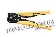 Съемник изоляциии Topex - 210 мм, автоматический 0,5-6 мм²