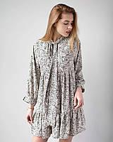 Платье-бант Mbocharova, зебра - 148455