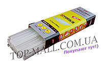 Клеевые стержни Housetools - 11,2 х 300 мм, прозрачные (1 кг)