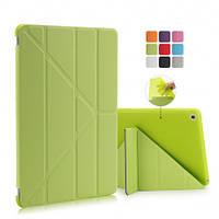 Чехол Smart Case силиконовый для iPad Mini 4 Салатовый