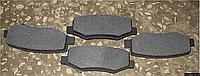 Колодки тормозные передние Byd S6, 10972441-00 Лицензия