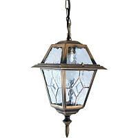 Светильник парковый Lusterlicht QMT 1365-A Faro І 100W старое золото
