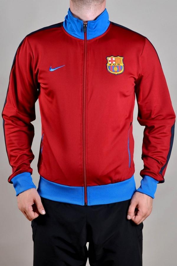30dc1acf Мастерка Nike FC Barcelona - Магазин спортивной одежды и обуви Max Sport в  Киеве