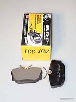 Колодки тормозные зад.VW T4 1.9-2.5/D 90-03 BRP LP1019