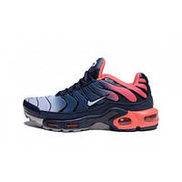 Кроссовки мужские Nike Air Max Plus TN Pink/Blue/White