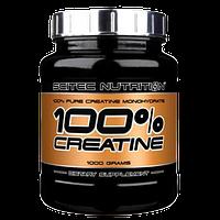 Креатин Scitec Nutrition Creatine monohydrate 100%  1000 gr