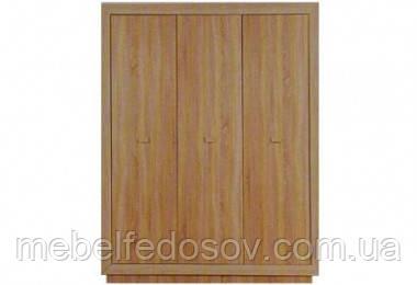 Шкаф для одежды 3Д Корвет Ш-1643 (БМФ) 1660х600х2150мм акация
