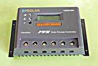 Программируемый фотоэлектрический контроллер заряда ViewStar VS3048N (30А, 12/24/48Vauto, PWM)