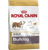Royal Canin BULLDOG - корм для английских бульдогов 12кг.