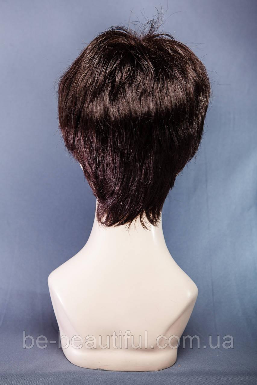Короткие парики №14, цвет молочный шоколад