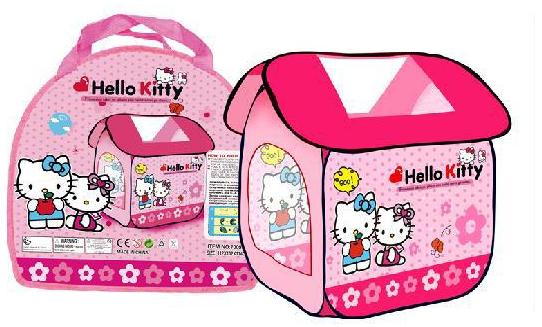 Детская игровая палатка SG7009 Hello Kitty (Хелло китти)
