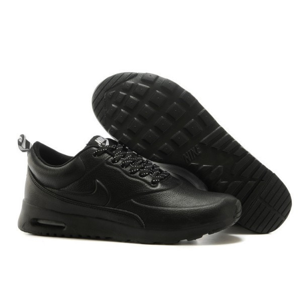7a332f6c Кроссовки Nike Air Max Thea Black Leather, цена 2 200 грн., купить в ...