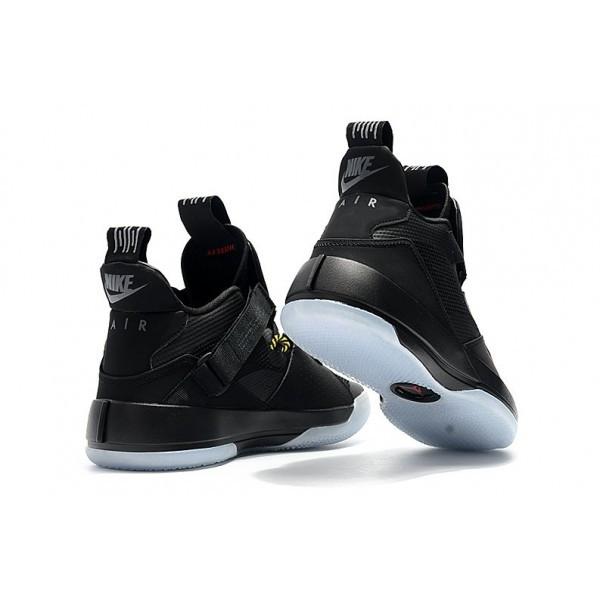14ffbbe4 Кроссовки мужские Jordan 33 'Blackout', цена 2 243 грн., купить в Киеве —  Prom.ua (ID#885831611)