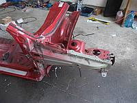 Четверть лонжерон правий лівий  logan  Dacia Renault логан
