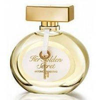 Antonio Banderas Her Golden Secret edt 80 ml женские
